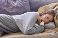 Высокая температура после родов