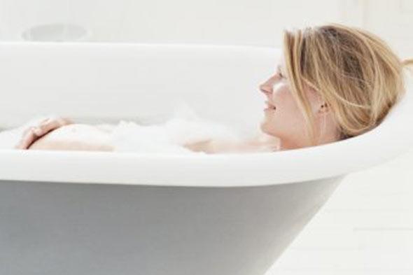 Ванная во время беременности