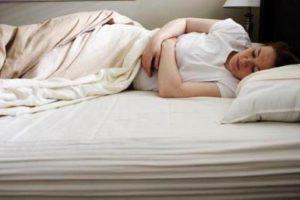 Симптомы внематочной беременности