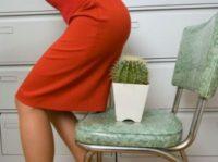 Внутренний геморрой после родов