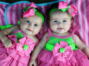 Как зачать двойню девочек?