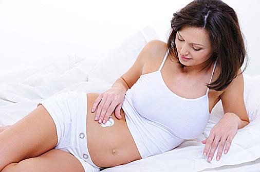 Зуд тела при беременности
