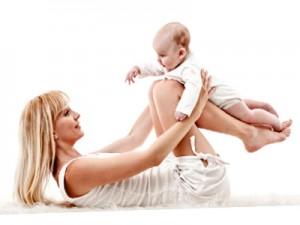 Зарядка после родов