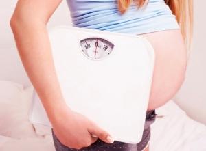 Вес при беременности: вторая половина беременности