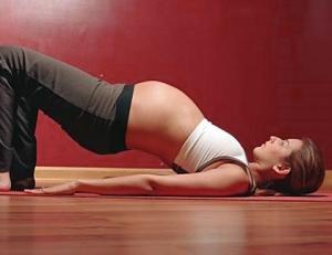 Польза йоги для беременных