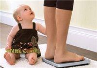 Быстрый набор веса при беременности