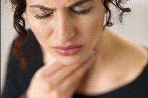 Боль в горле во время беременности: причины возникновения