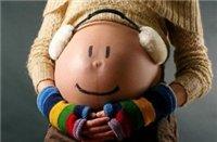 О чем расскажет полоска на животе при беременности?