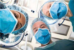 Виды анестезии при кесаревом сечении