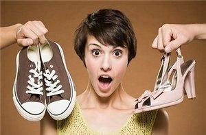 Чем опасна обувь на каблуках?