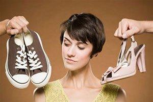 Ношение обуви на каблуках во время беременности может привести к печальным последствиям