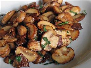 Блюда из грибов при беременности