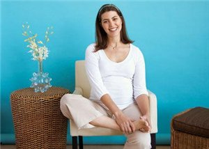 Самомассаж при беременности