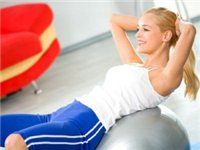 Упражнения после родов
