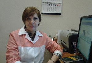 Ольга Исааковна Чехмер