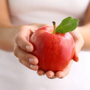 Полезные свойства яблок во время беременности
