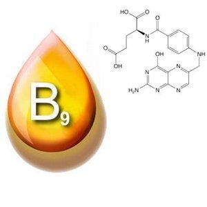 Недостаток фолиевой кислоты в организме