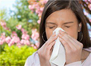 Аллергия при беременности: симптомы, причины