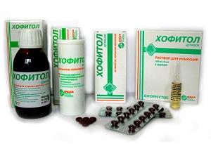 Хофитол при беременности: информация о препарате