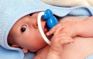 Поисковый рефлекс новорожденного