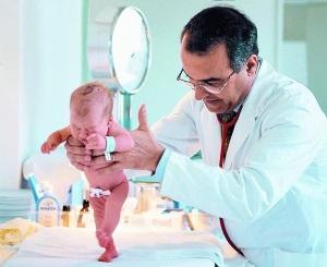 Рефлексы новорожденных: на что обратить внимание