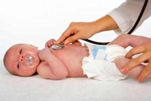 Лечение пупочной грыжи у новорожденного