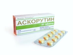 Аскорутин при беременности: информация о препарате