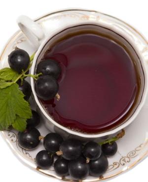 Лечебные свойства черной смородины
