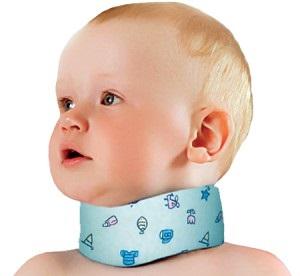 Лечение кривошеи у новорожденных