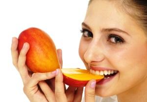 Полезные свойства манго при беременности