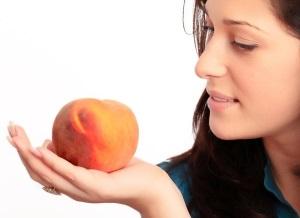 Полезные свойства персиков при беременности