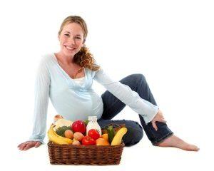 Питание беременной женщины: примерное меню