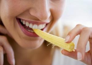 Полезные свойства кукурузы при беременности