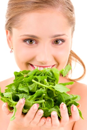 Полезные свойства шпината при беременности