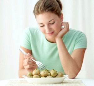 Чем полезен картофель при беременности