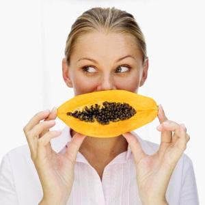 Польза папайи во время беременности