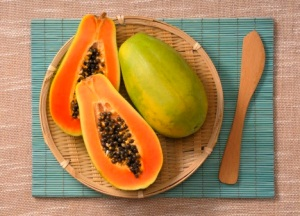 Вредные свойства папайи при беременности