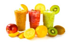 Свежие фрукты или свежевыжатые соки для будущих мам