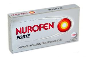 Нурофен при беременности - состав лекарства