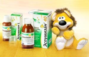 Лекарство от колик у новорожденного