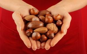 Полезные свойства орехов для будущих мам