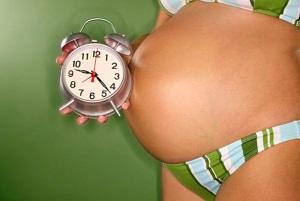 Правильное поведение женщины во время родов