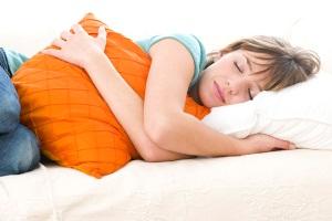 Полноценный отдых и сон во время беременности
