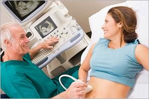 УЗИ на пятой неделе беременности