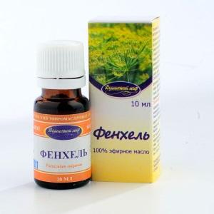 Эфирное масло фенхеля при беременности