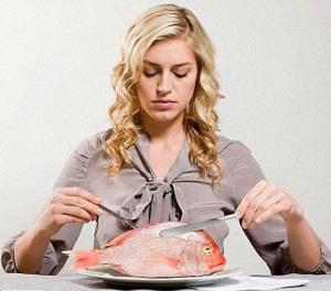 Рыба при беременности: показания и противопоказания