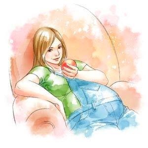 Изменения в организме матери на 33 неделе