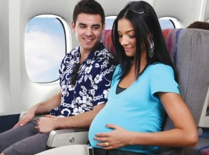 Перелеты беременных: советы врачей