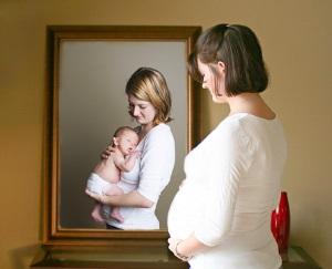Настрой во время беременности имеет значение