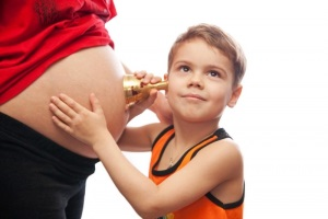 Завершение второго триместра беременности